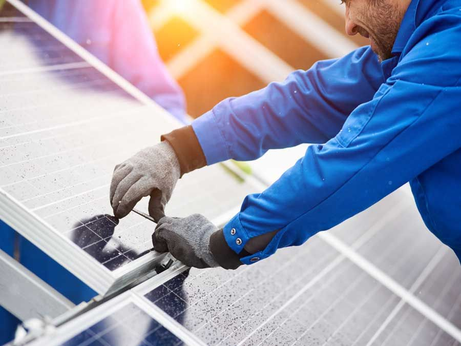 Renewable Energy - Luca Line Services