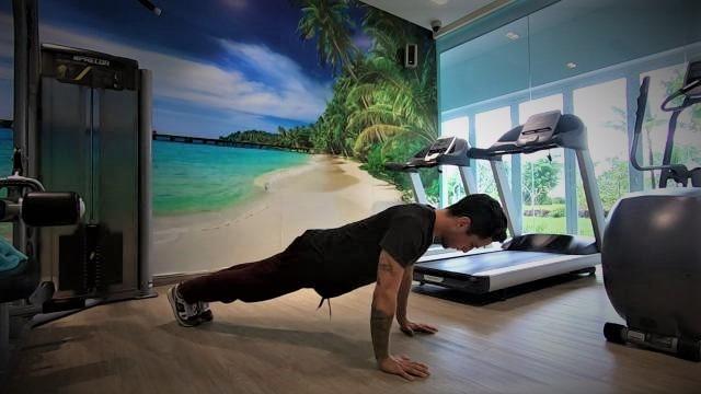 Push-Up Workout