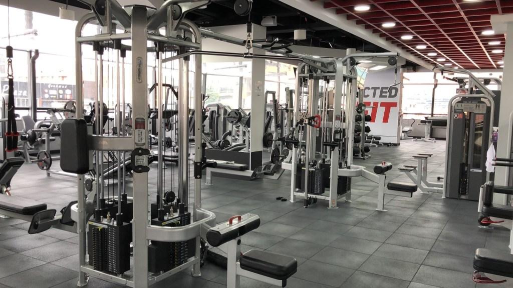 Homegym oder Fitnessstudio