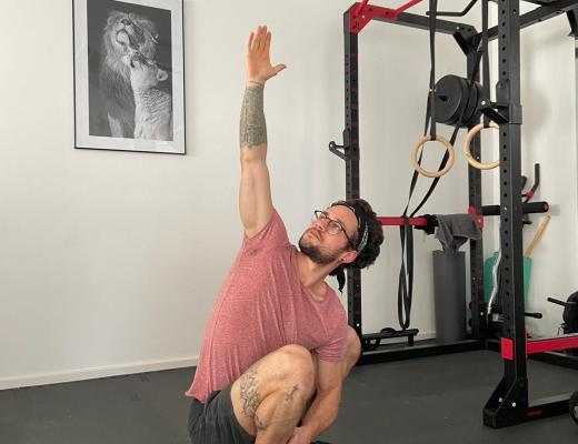Handstand Warm-Up