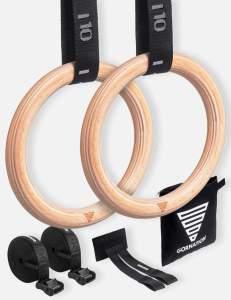 Holz-Ringe