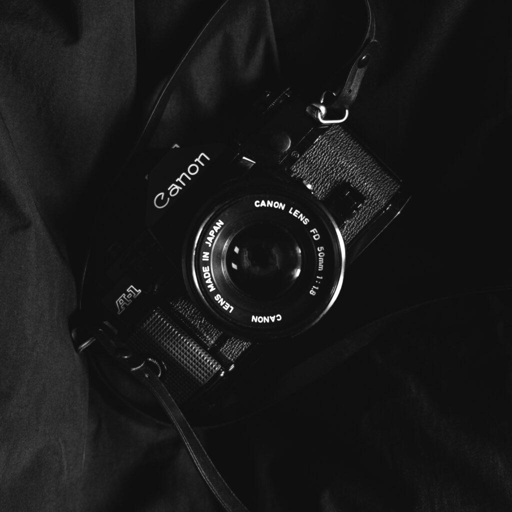 Canon A1 Analogue Camera