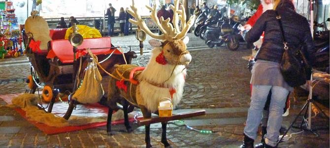 ナポリのクリスマス