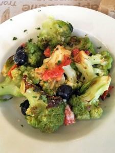 ブロッコリのサラダ