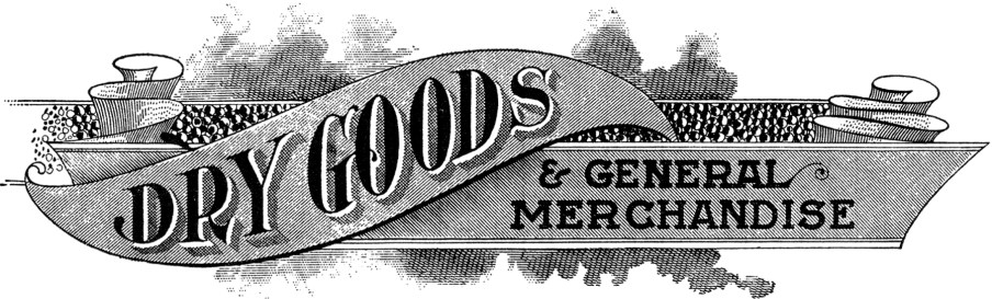 Antique-Trade-Sign-Dry-Goods-GraphicsFairy