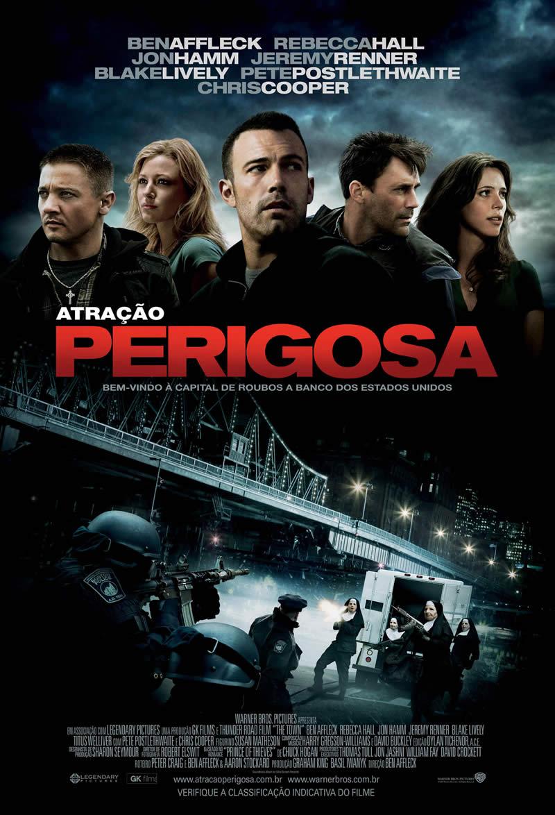 Poster do filme Perigosa Atração