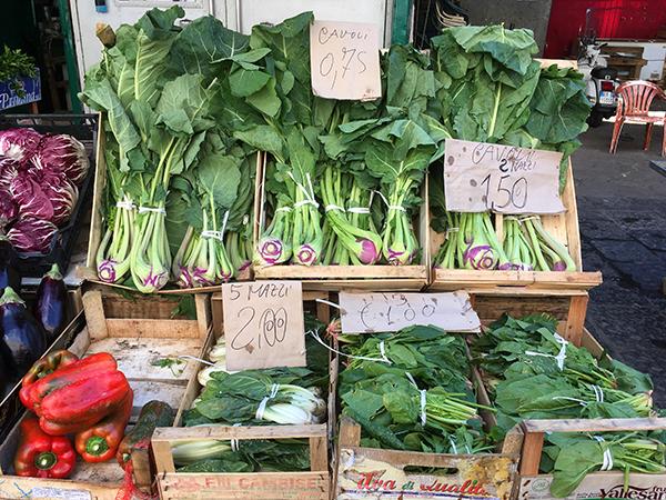 vegetables catania