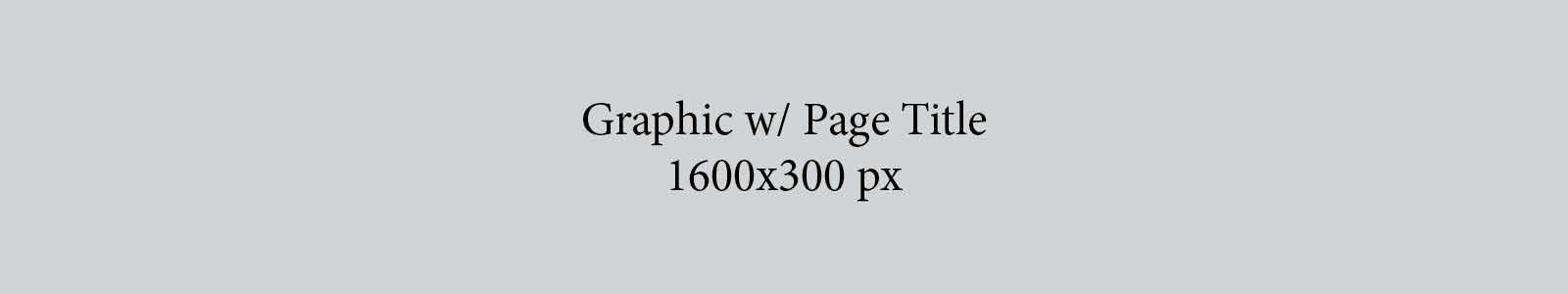 headerGraphic placeholder