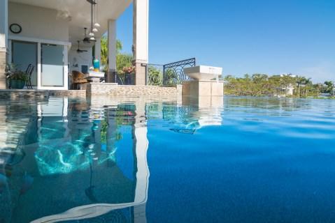 Bradenton custom pool builder insane pools water couch