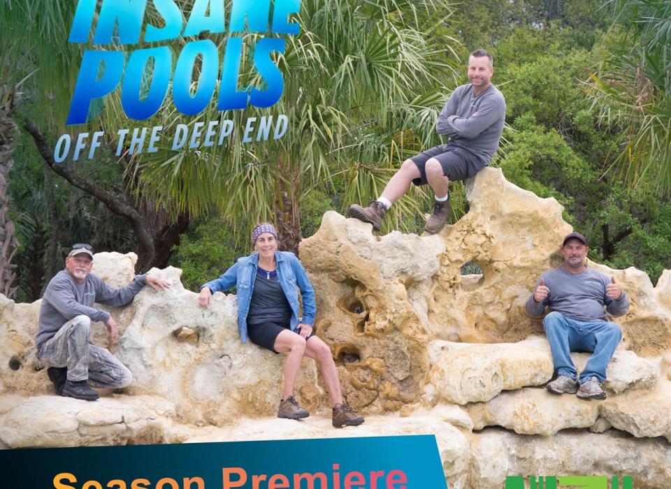 Insane Pools TV Series