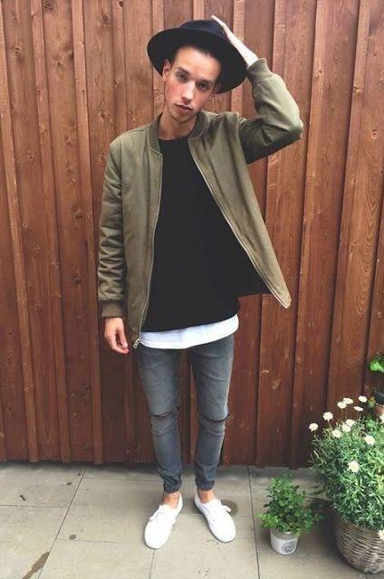 moda masculina - lucas maronesi - jaqueta bomber 12