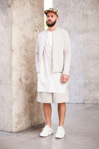 looks masculinos minimalista monocromatico - moda masculina - lucas maronesi 3