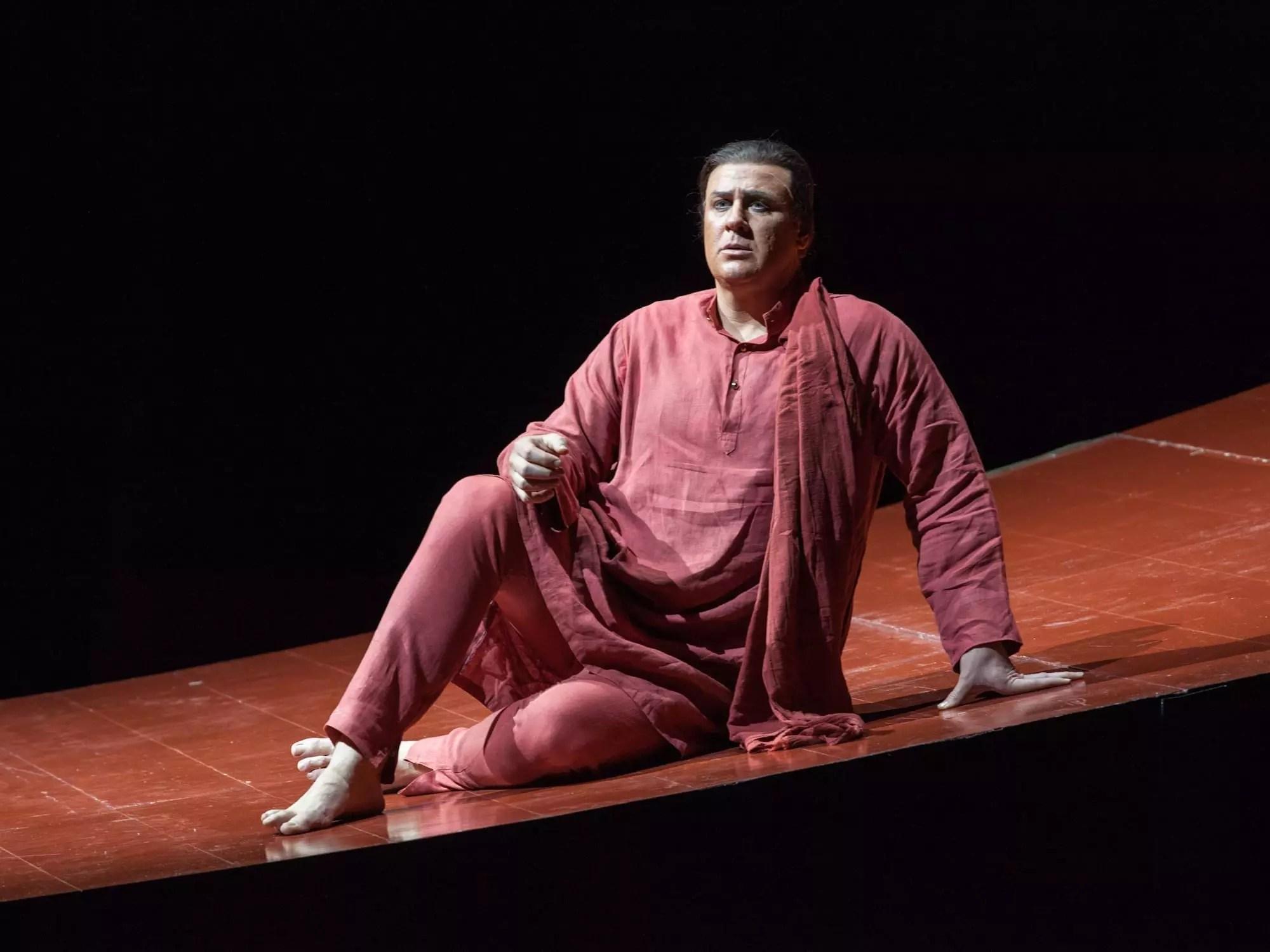 Lucas Meachem, Bilbao Opera