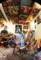 Art is home