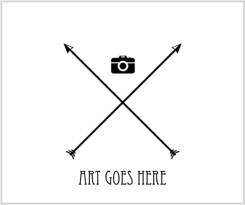 Art Goes Here Podcast Cover Art
