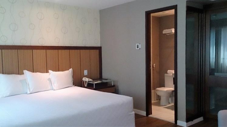 Hotel Bourboun Ibirapuera Room