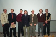PhD Exam of Etienne Lessard