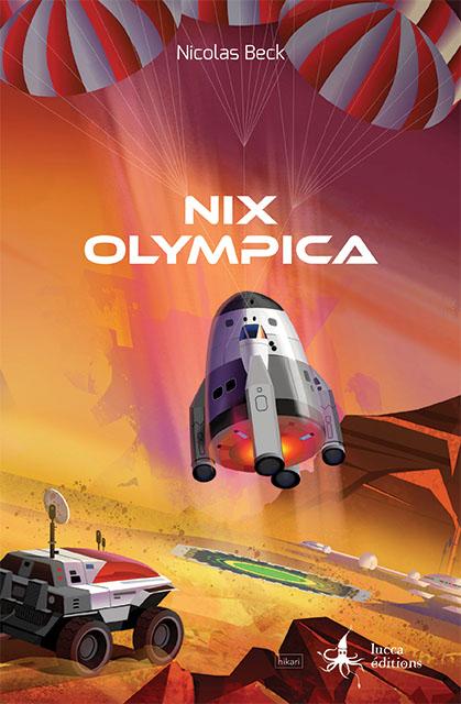 Couverture de Nix Olympica