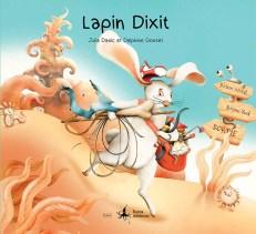 Un album sur un lapin très spécial