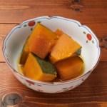 かぼちゃの煮物の煮崩れの原因と上手く作るコツ 皮が固い、はがれるのを防ぐには?