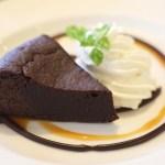 ガトーショコラが油っぽい!チョコやバターの分離や小さくしぼむのはなぜ?