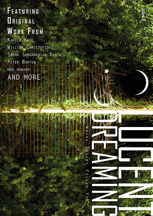 Lucent Dreaming magazine cover for issue 2
