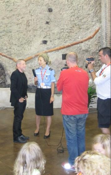 Intervista al regista Duccio Forzano