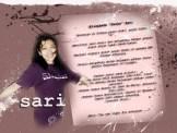 Biografi Sari