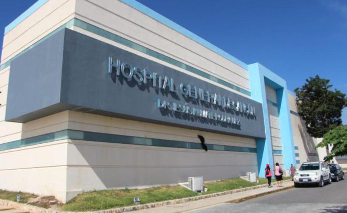 Hospitales para Covid
