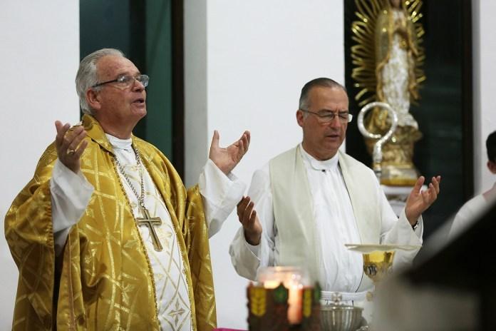 Prepara Iglesia Católica casa de asistencia temporal