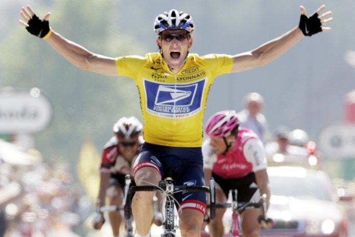 Todo mundo se dopaba Armstrong