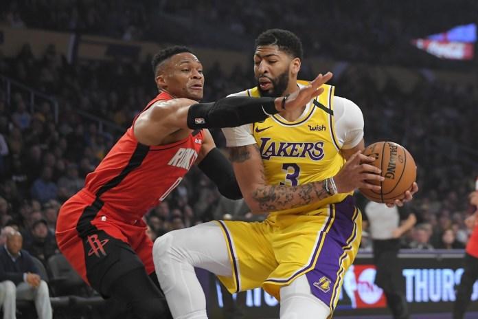 Reabren Rockets y Lakers instalaciones