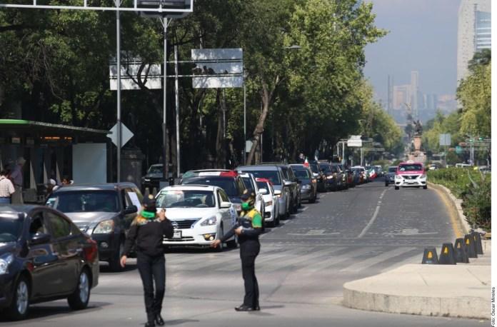Arman caravana antiAMLO, ahora en CDMX (2)