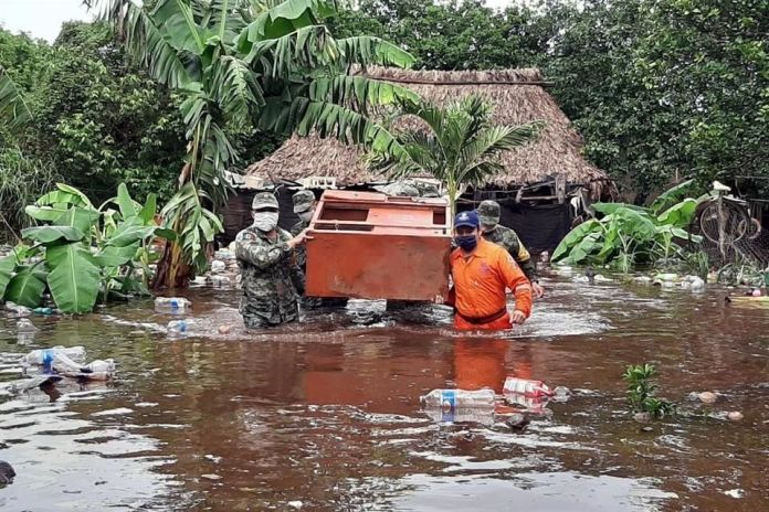 Declaran emergencia 4 municipios de Quintana Roo