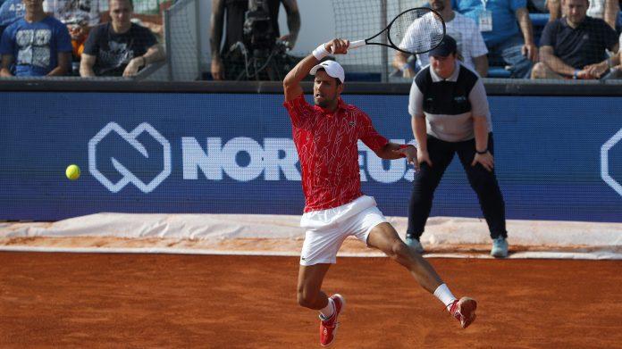 Vuelve Djokovic con victoria