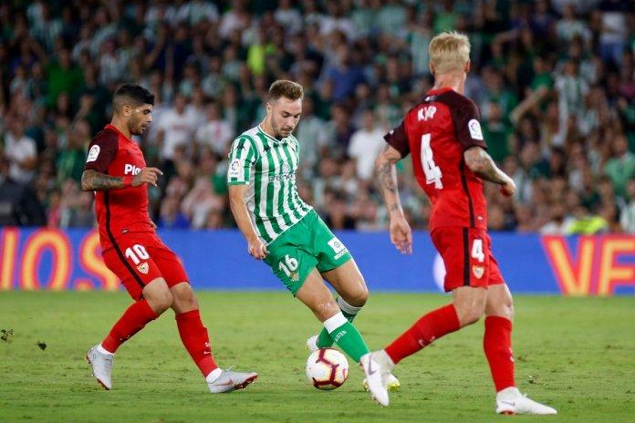 Llegan Sevilla FC y Real Betis con bajas para el derbi