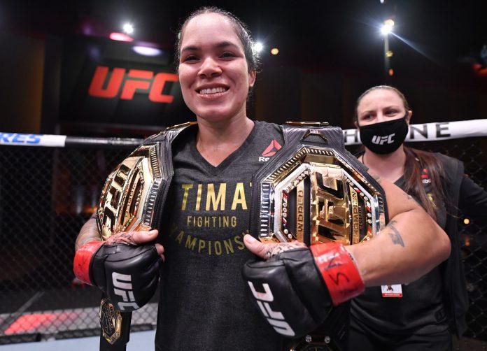 Retiene Nunes cinturón de UFC