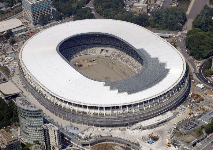 Tendrá Tokio 80 por ciento de sus sedes