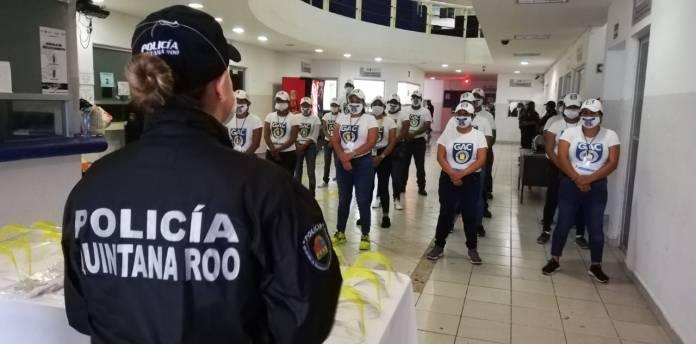 Policía reprueban condiciones laborales; Quintana Roo entre los peores