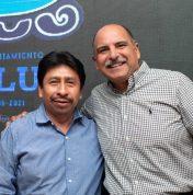 Jorge Alberto Portilla Mánica y Víctor Mas