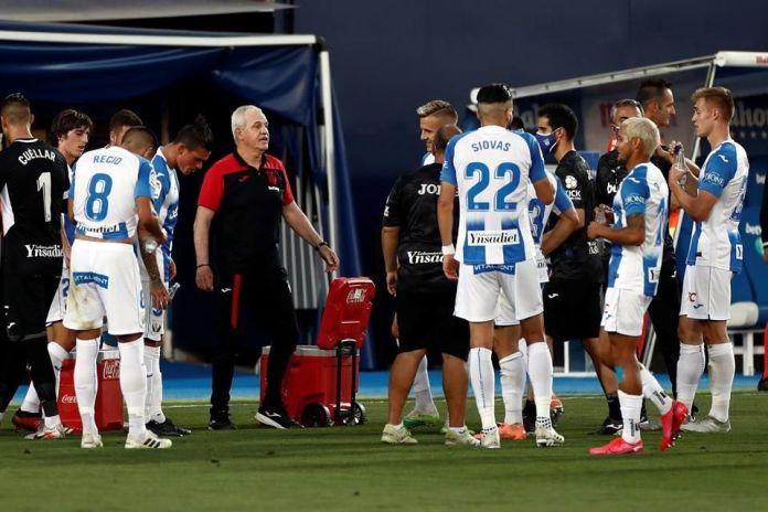Le hizo falta al Leganés un gol para no descender