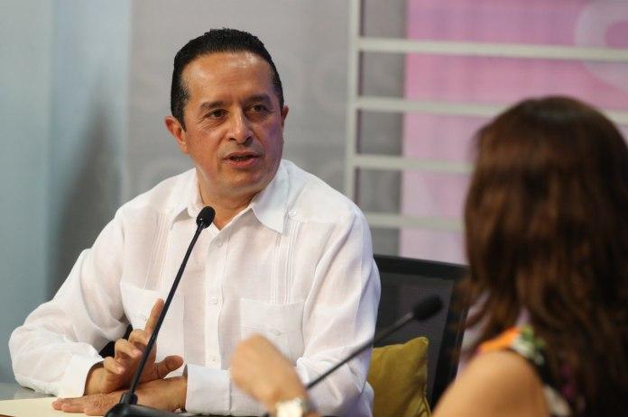 Wayeb Político; Carlos Joaquín, cambiar sobre el camino