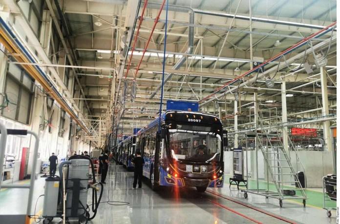 Adquiere la CDMX más autobuses