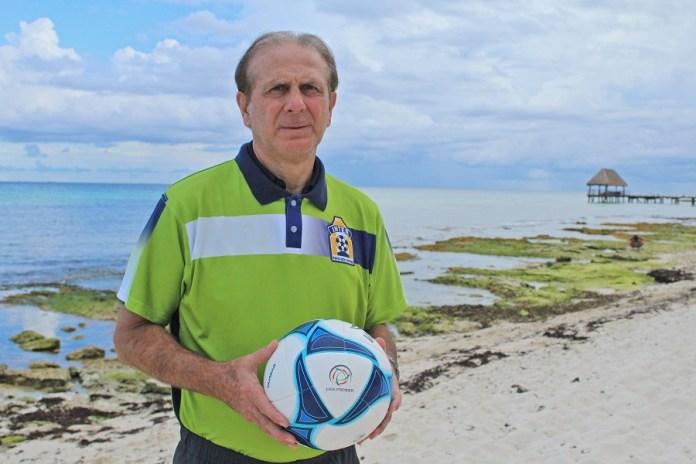Carlos Bracamontes nuevo DT de Inter Playa