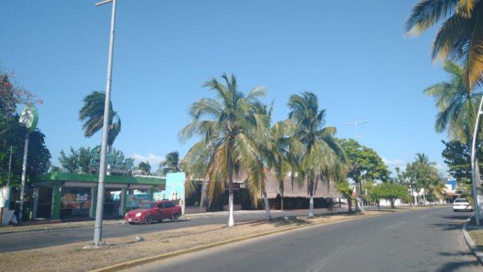 Ponen a Chetumal en cuarentena por contagios de Covid-19