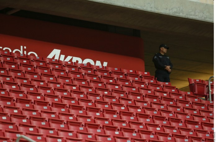 Chivas tendrá a 'afición' en el Estadio Akron