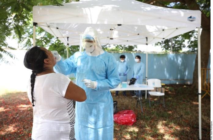 Detección masiva de Covid-19 en Yucatán