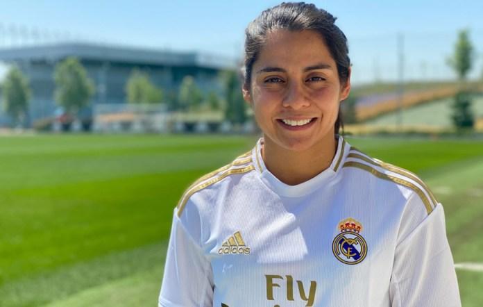 ALT_Será Kenti la sexta mexicana en el Real Madrid