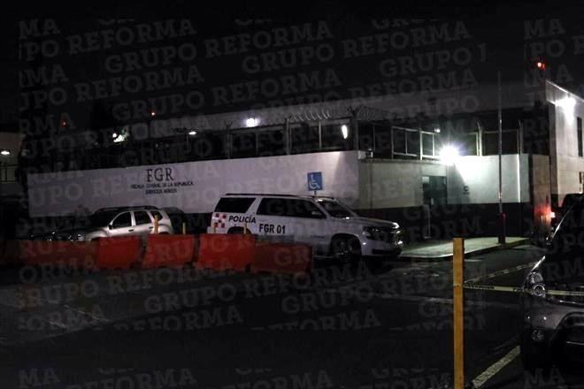 Llega Emilio Lozoya a México