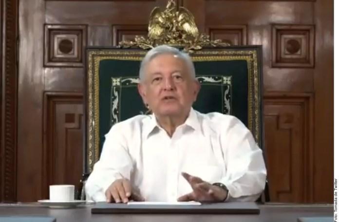 Los representaré con dignidad.- López Obrador